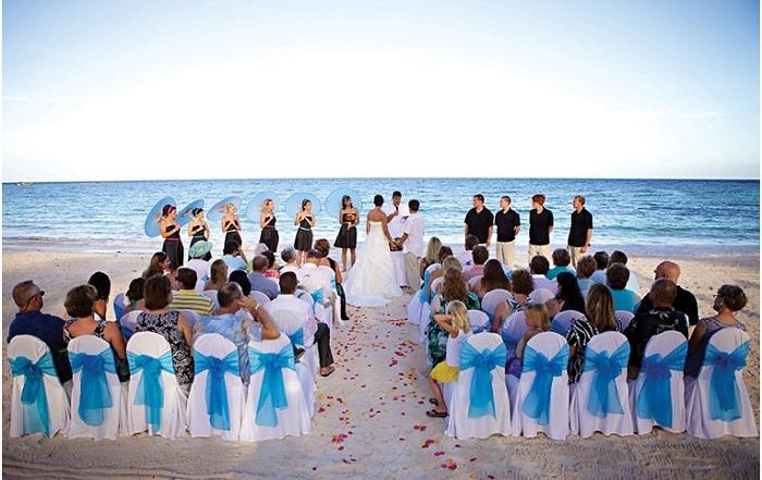 themed Goa wedding