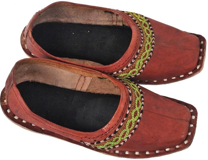indian footwear