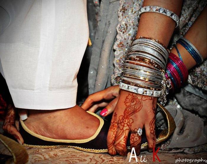 Indian bridegroom