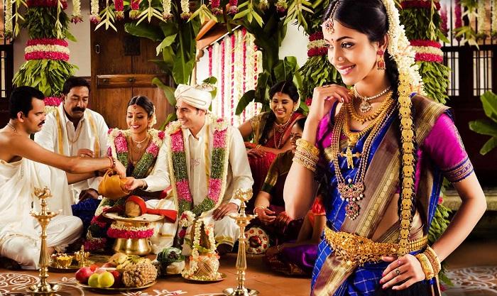 Tamilian wedding
