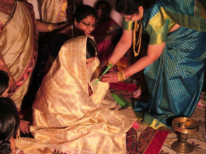 Assamese Wedding ceremony