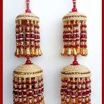 elegant red-gold-white Kaliren