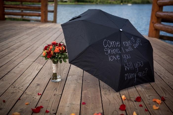 umbrella proposal