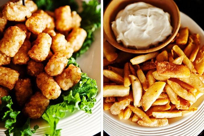 fried finger foods