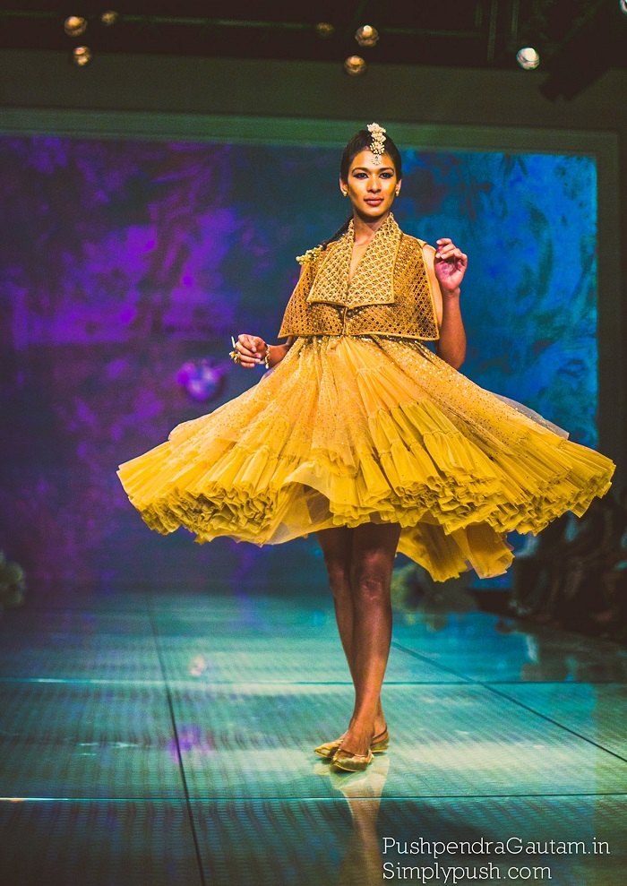 Top moments from Indian Bridal Fashion Week Delhi 2014