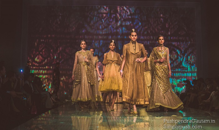 Indian Bridal Fashion Week Delhi 2014