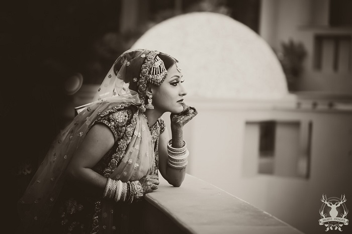Morvi Images-vintage bridal photographs