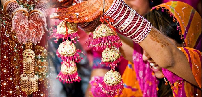 Punjabi Weddings and jewellery