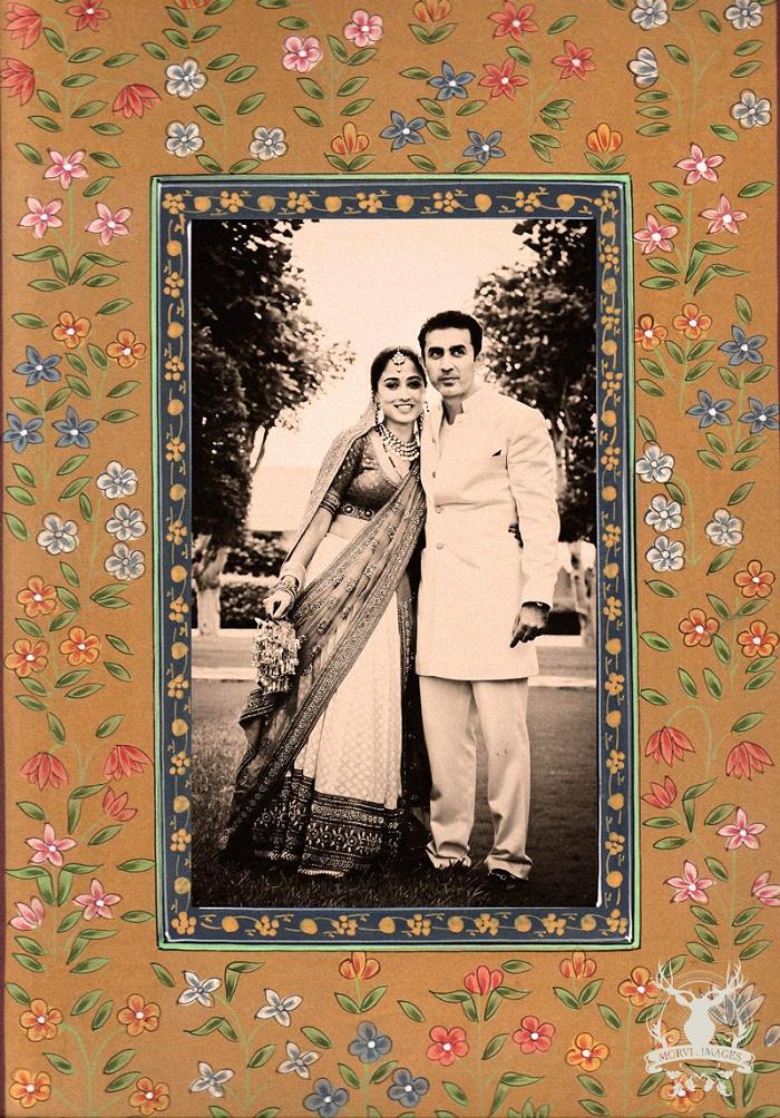 vintage wedding photo India