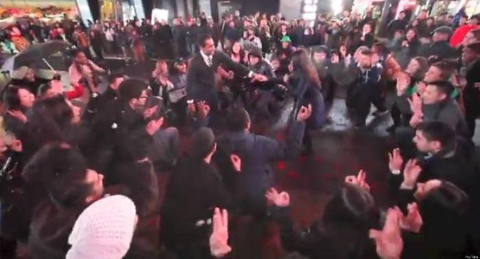 freeze mob proposal