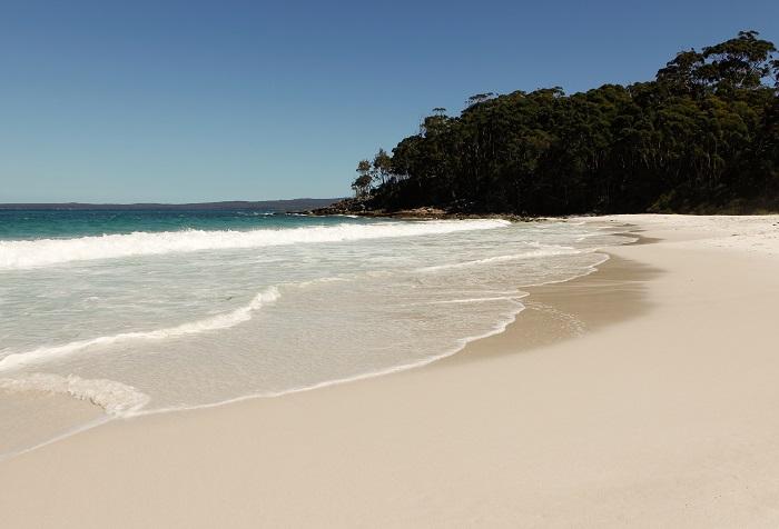 Jervis Bay Beach Australia Honeymoon