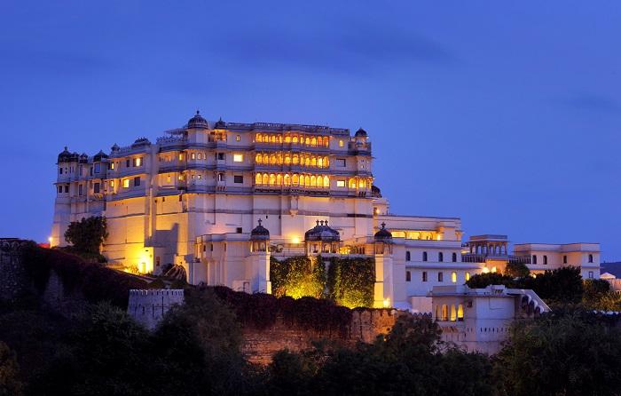 top 10 honeymoon resorts India