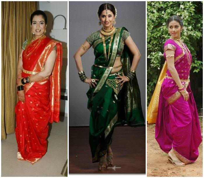Marathi Style