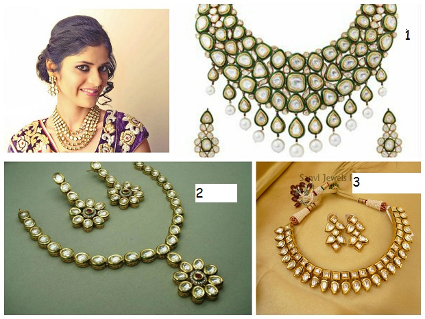 necklaces Indian bridal jewelery styles