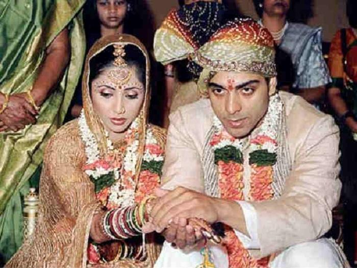 Ram Kapoor wedding