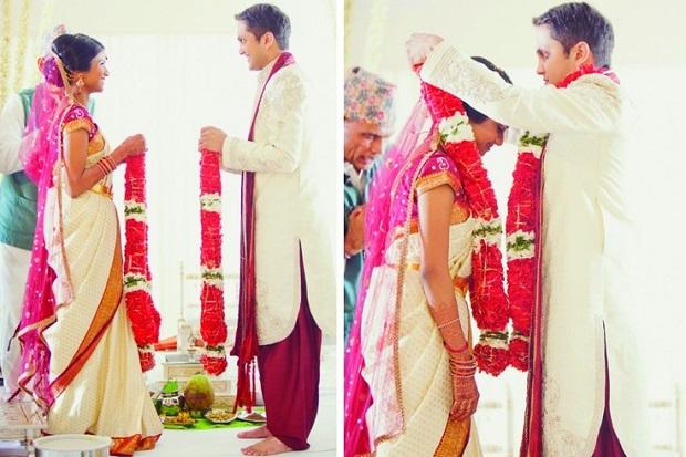 varmaala Indian weddings