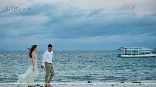 honeymoon packing checklist for Indian bride