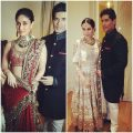 Karishma and Kareena Wedding