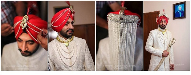 4 Sehra Patterns For Grooms India S Wedding Blog