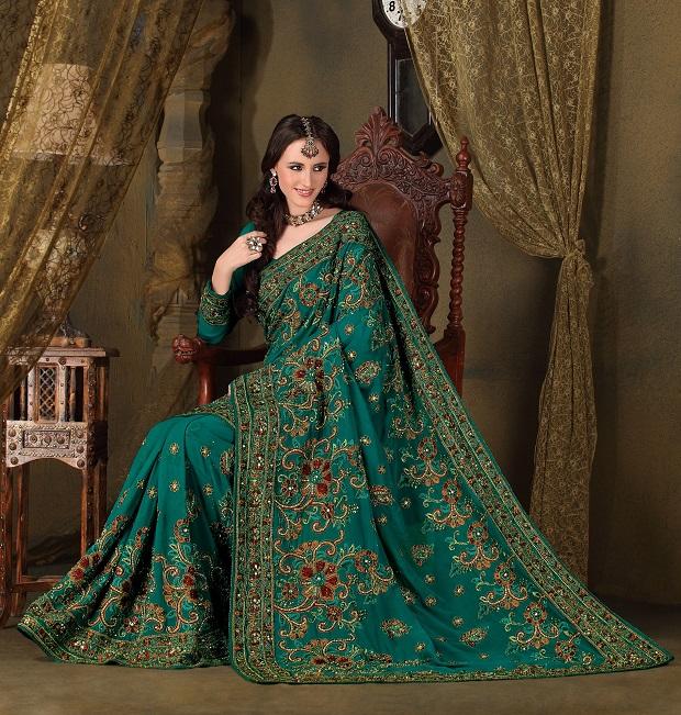 memorable wedding dress or Sari