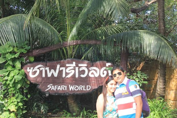 Safari World Bangkok-Thailand honeymoon planning advice from couples who have been there-Safari World Bangkok