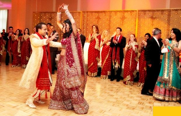 memorable Indian wedding