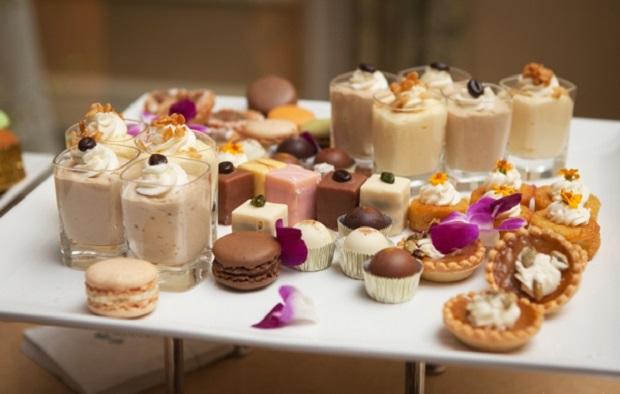 memorable wedding food
