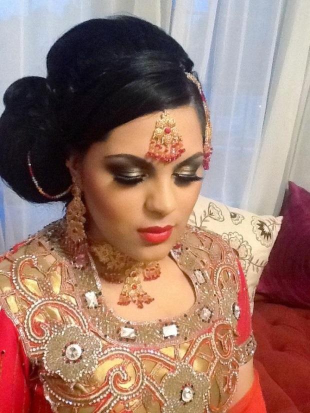 elaborate smokey eye-brides by joy adenuga