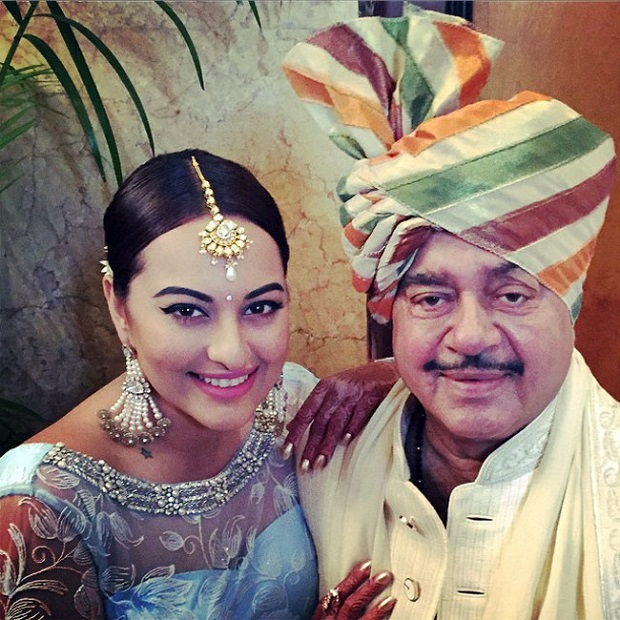 Kussh Sinha ties the knot!