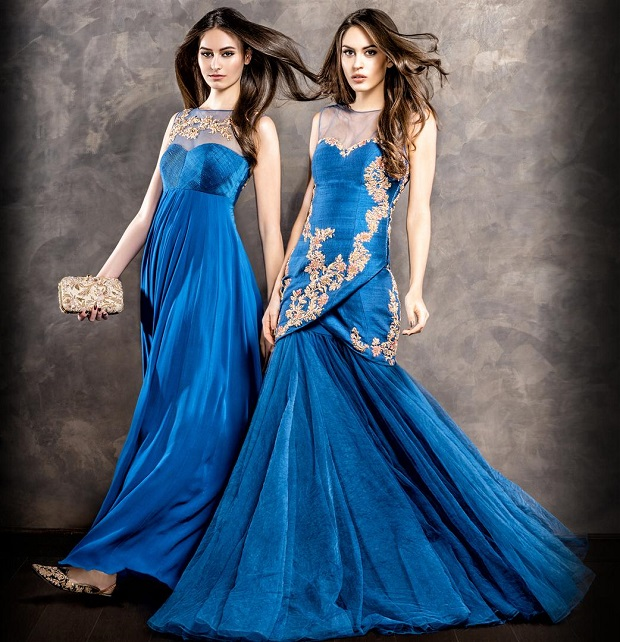Shyamal&Bhumika Spring collection Bridal couture