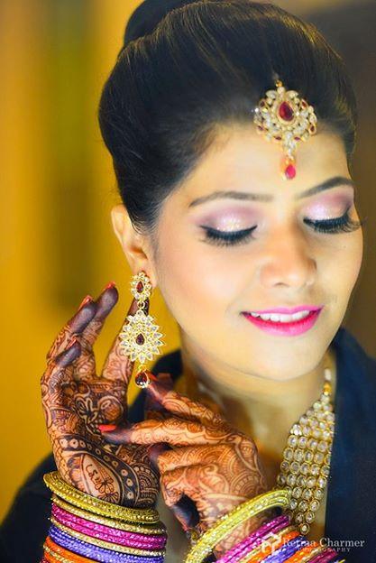 bridal beauty trends 2015
