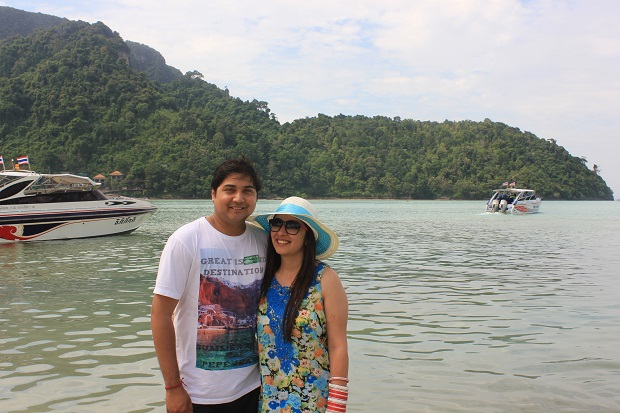 Thailand honeymoon planning advice from couples who have been there-Phi Phi Islands