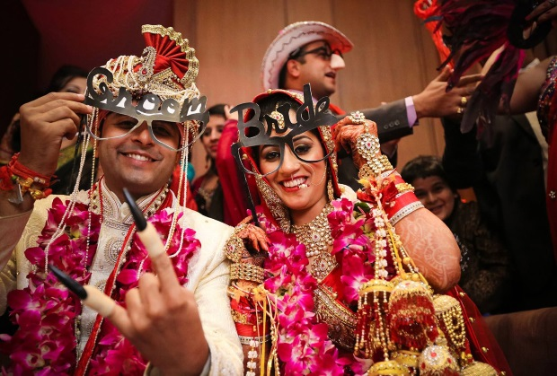 big fat indian weddings The celestial knot of wedding is the most sacred entity of indian society hence every indian wedding is celebrated in the grandest fashion giving it luxury of being called a big fat indian wedding.
