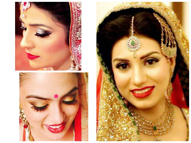 Kaverii makeup artist for Indian bridal makeup-shrink your pores