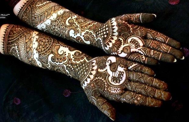 different styles of bridal mehendi india s wedding blog