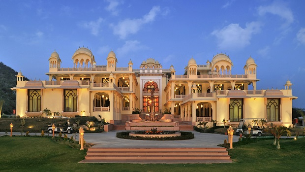 Top venues for destination wedding in India
