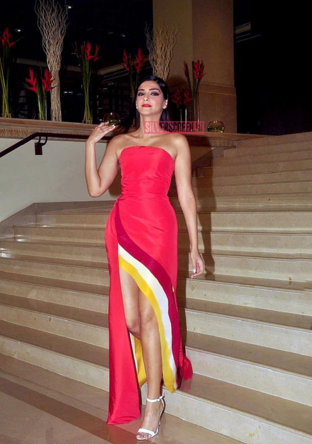 Sonam Kapoor at Filmfare Style & Glamour Awards
