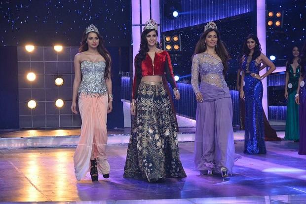 Bridal Inspiration From Femina Miss India 2015
