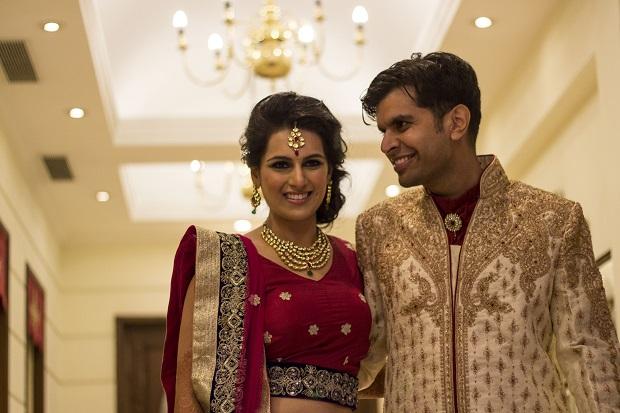regal elegant wedding theme India