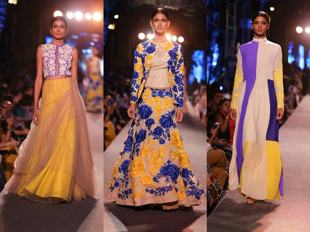 Manish Malhotra at the Lakme Fashion Week 2015 summer resort