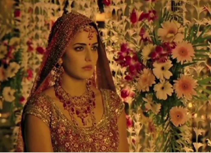katrina kaif bridal look