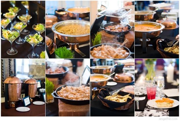 Food trends in Indian weddings 2015