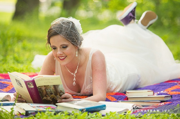 5 books for the bride to be