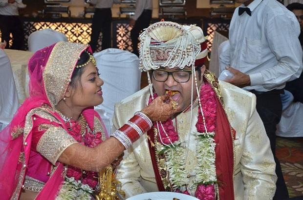 Punjabi ceremony-real Indian wedding