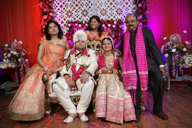 Hoten Grenville Gurgaon real Indian wedding