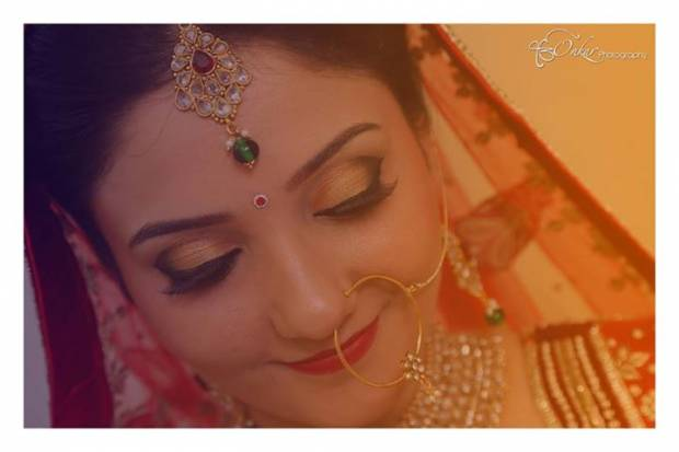 Bride- makeup- photo