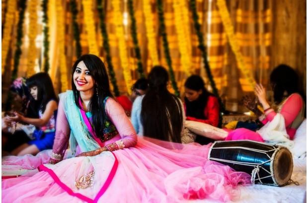 bridal shower india