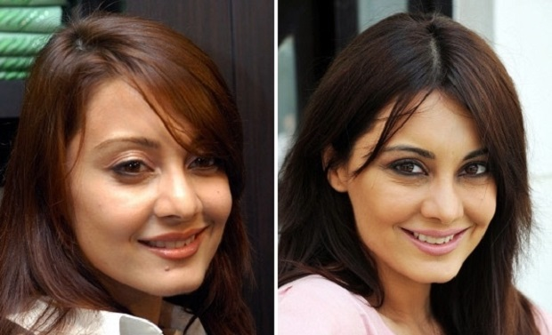 bollywood makeovers-ladies from B town who underwent plastic surgery