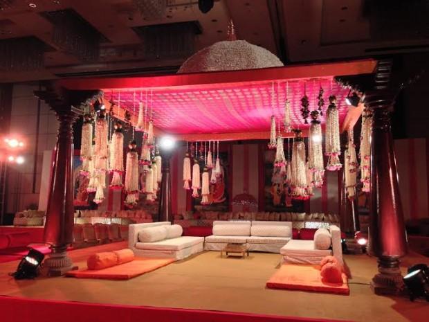 weddings at Marriott India