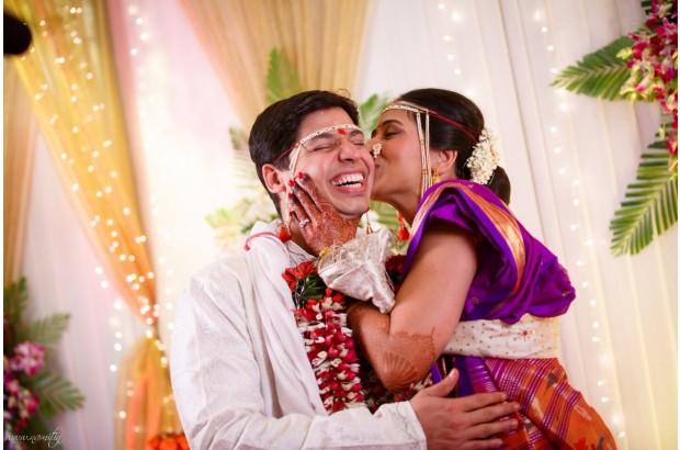 unusual wedding photos